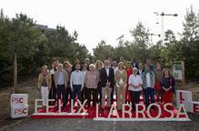"""Larrosa: """"Som els únics amb projectes de futur"""""""