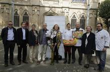 Llibreters, floristes i forners, optimistes davant de Sant Jordi