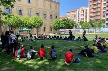 Obres en quatre escoles de Lleida i retiraran 100 barracons a Catalunya