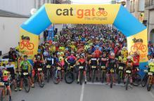 La Catigat del Pla d'Urgell congrega a Miralcamp 1.200 ciclistes