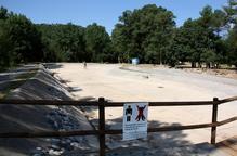 Bassella aconsegueix la gestió de l'aigua per obrir la platja d'Ogern