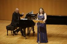 Marta Infante i Jorge Robaina porten el lied romàntic a l'Auditori
