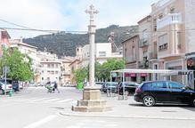 Una nova creu a Torà substitueix ja la destruïda el 2018