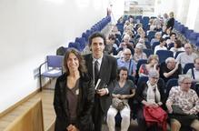 Any Panikkar a la Biblioteca de Lleida amb la veu de Lídia Pujol