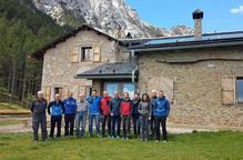 Aran millorarà la promoció dels refugis amb França i Andorra