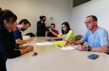 Pueyo serà alcalde per majoria absoluta al rebre també els vots de JxCat