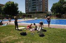 Les piscines municipals arranquen la temporada