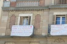 La PAH denuncia 2 desnonaments i un cas d'assetjament immobiliari