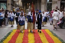Lleida reviu el Corpus