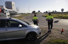 Detingut un camioner per circular ebri per l'autovia A-2