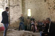 Estrenen la restauració de l'ermita de Farrera
