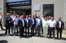 Calvet anuncia per a la tardor la desviació a l'AP-2 de camions també de les Borges a Lleida