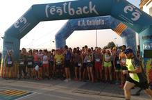 Anna Artal i Jordi Llordés guanyen la II Cursa de la Bassella de Miralcamp