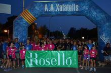 La Caminada a la Llum de la Lluna reuneix 1.100 persones
