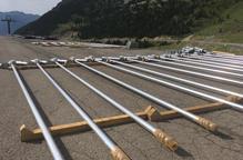 Ipcena vol parar obres de Baqueira al Pallars Sobirà