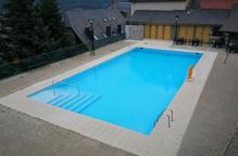 Vielha obre avui la piscina de Gausac