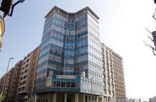 Insten a revisar la refrigeració de l'edifici dels sindicats