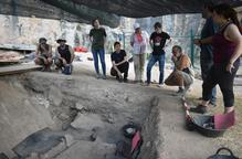 Identifiquen eines de fa 15.000 anys a Santa Linya