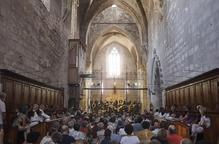 El cicle musical 'La Pedra Parla' reuneix 400 persones a Vallbona