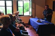 David Marín presenta 'Purgatori' al museu hidroelèctric de Capdella