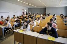 Els rectors analitzaran si hi ha diferència de nivell per autonomies a la selectivitat