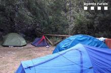 Vint multes aquest mes per acampar a Aigüestortes