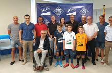 El Grup ICG renova el patrocini a la CE Mig Segrià