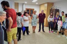 Palau de Noguera 'estrena' local social votant la representant del poble