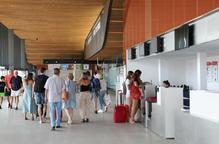 Alguaire finalitza vols d'estiu a Menorca i Eivissa