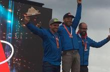 El lleidatà Albert Herrero, tercer a la Swiss Peaks