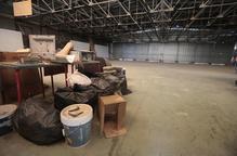 Alfés ja negocia amb el Govern la cessió de tot el complex de l'aeròdrom