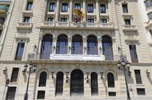 El govern local diu que la Generalitat avala el llaç i la pancarta a la Paeria