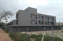 El nou aulari del campus de Cappont de la UdL pren forma
