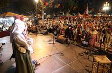 Balaguer torna a l'edat mitjana amb la novena edició de la festa Harpia