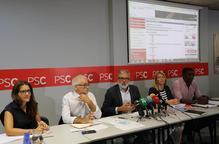 """Larrosa acusa Pueyo de generar alarma amb les finances de la Paeria, que veu """"solvents"""""""