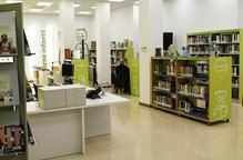 La biblioteca d'Aitona canvia horaris aquest mes