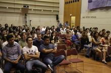 La Universitat de Lleida rep 257 alumnes estrangers