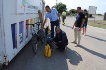 Wallapop, al Pla d'Urgell per fomentar el reciclatge