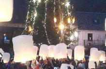 Empreses competiran per decorar arbres de Nadal a Naut Aran