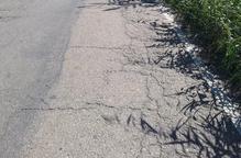 L'Horta demana mantenir els camins regularment