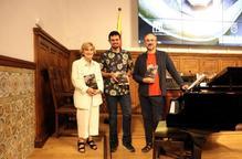 David Puertas presenta 'El pianista cec' a l'IEI