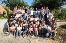 Cinquena trobada familiar d'Afanoc Lleida