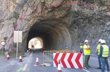 Inicien les obres per eixamplar l'antic túnel de Tres Ponts