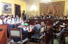 #SentènciaProcés: La Paeria reprova la sentència amb els vots del govern tripartit