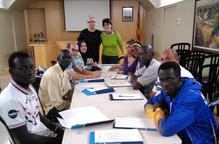 Torrefarrera imparteix un curs de català per a immigrants