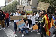 #SentènciaProcés: Sis mil persones exigeixen alliberar el jove empresonat