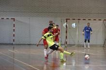 El Lamsauto Futsal Lleida està en ratxa i ja és sisè