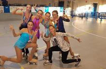 Bona actuació del Patí Bordeta al Campionat d'Espanya