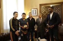 Homenatge a la lleidatana Tsunoda per les medalles al Mundial i l'Europeu