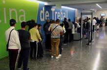 L'atur baixa en 3.500 persones a Lleida el tercer trimestre
